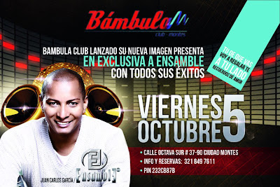 ► Ensamble por Primera Vez En Bogotà