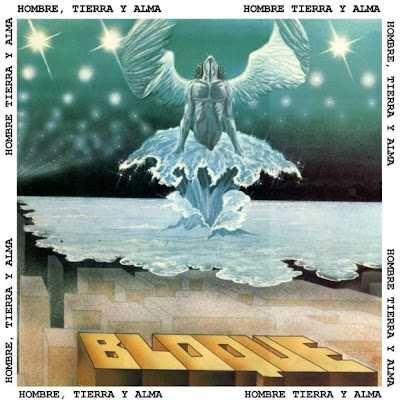 Bloque - Hombre, tierra y alma 1979 (Spain, Symphonic Prog)