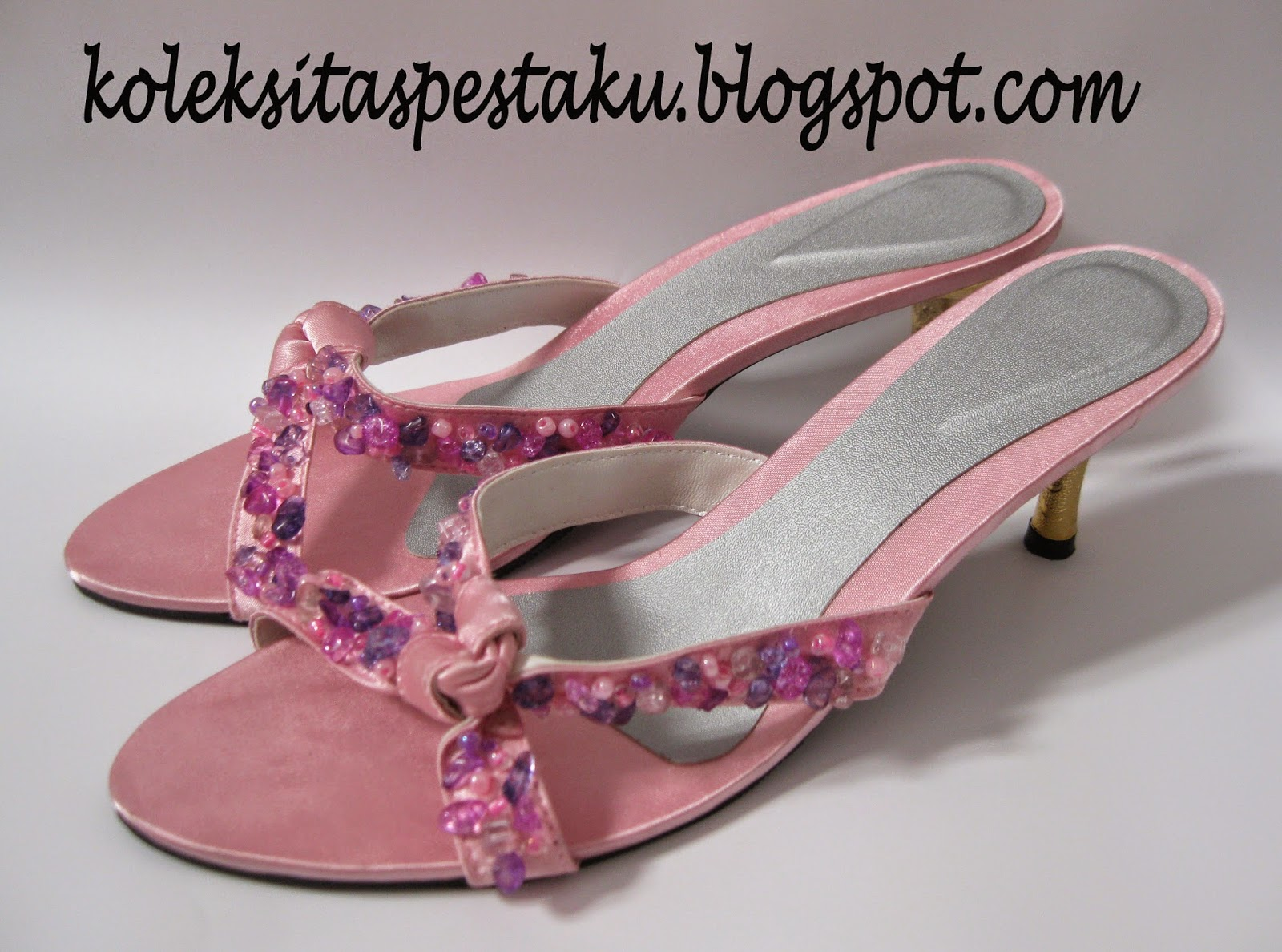 Sandal Pesta Model Terbaru Koleksi Tas Pesta Ku Cantik