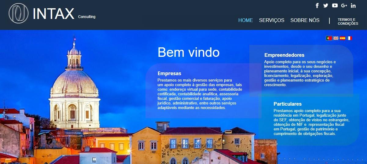 INTAX :: Website