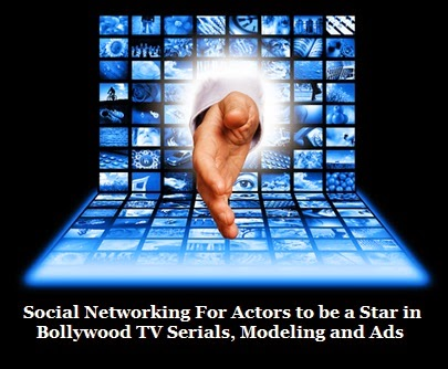 Social Networking sites for actors