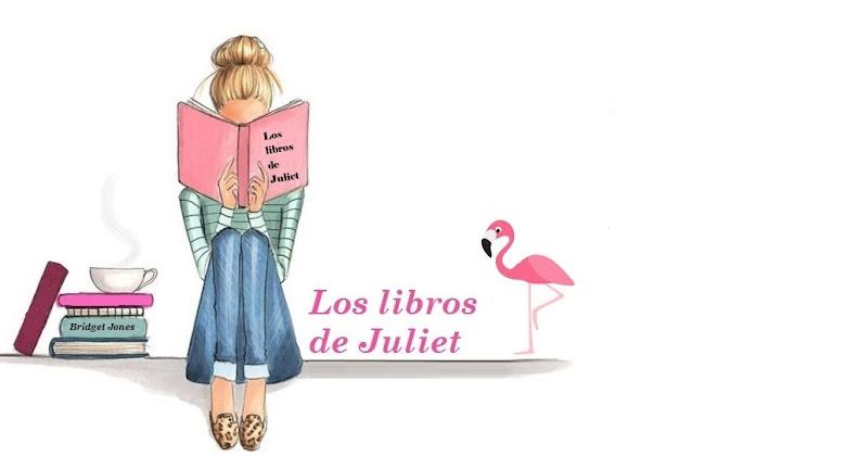 Los libros de Juliet