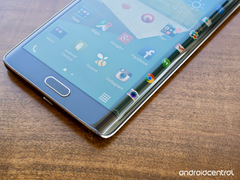 Samsung Galaxy Note Edge Pre Order Started