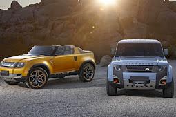 New Land Rover Defender Akan Diluncurkan Tahun 2016