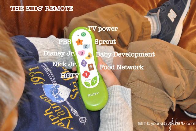 kids remote