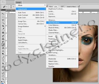 Efek Avatar Pada Photo Dengan Photoshop