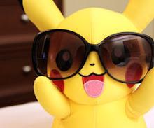 Pikachu say 'Hi' !