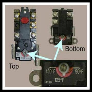 Thermostat Solahart