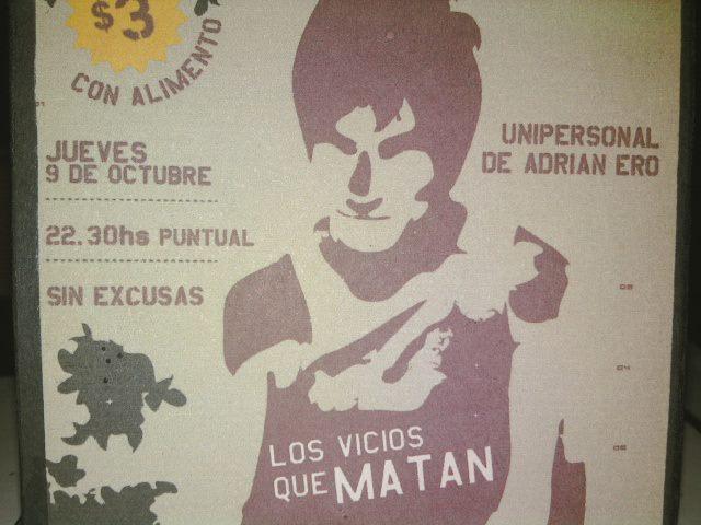 LOS VICIOS QUE MATAN