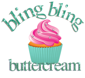 Bling Bling Buttercream