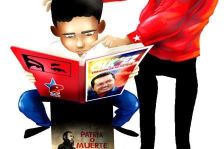 El fraude de la educación chavista