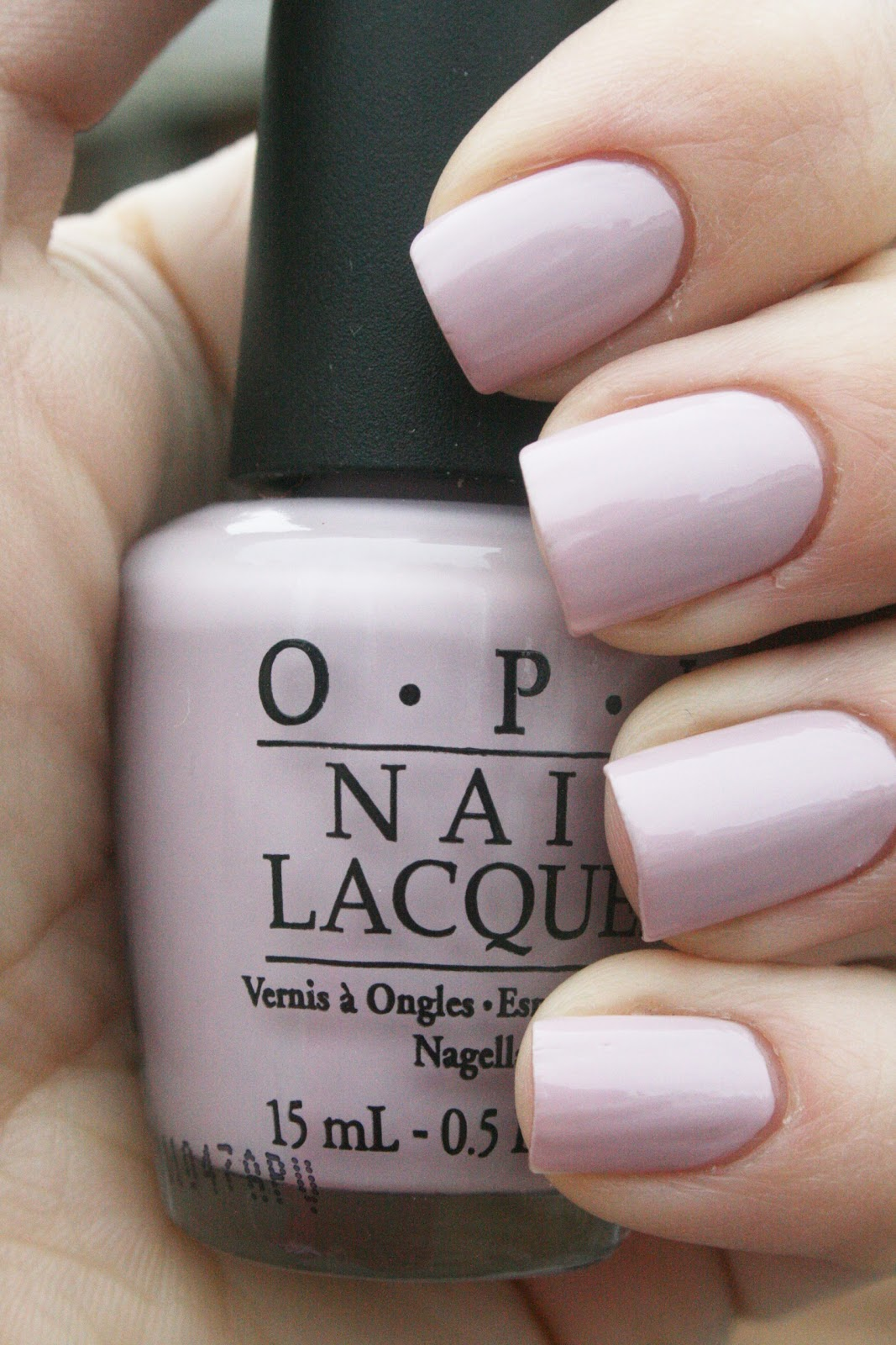 Nails by Catharina: OPI Steady as she rose