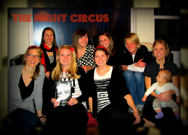 Nestful of love: Night Circus themed book club