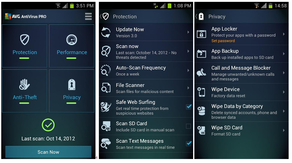 AntiVirus PRO : Android Security APK v5.1.1 - Zona Androids