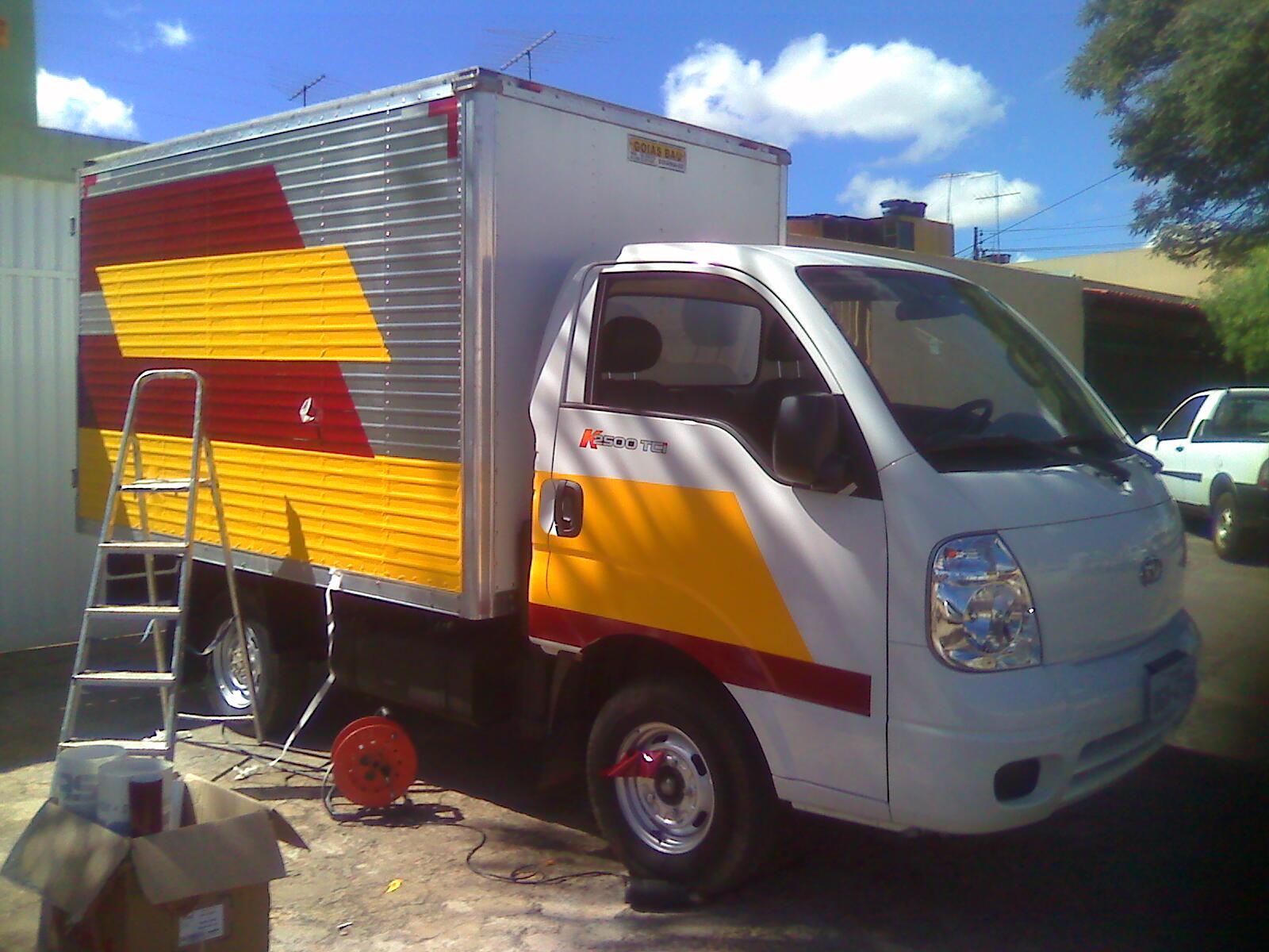 Adesivo De Caminhões ~ PONTO COM COMUNICA u00c7ÃO ADESIVO CAMINHÃO BA u00da LOJAS ENE ESSE