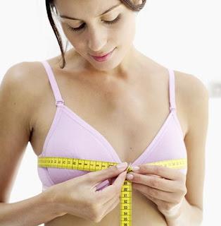 Ngực lép do giảm cân nhanh
