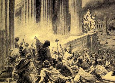 Ρωμαϊκή και Αραβική Κατάκτηση