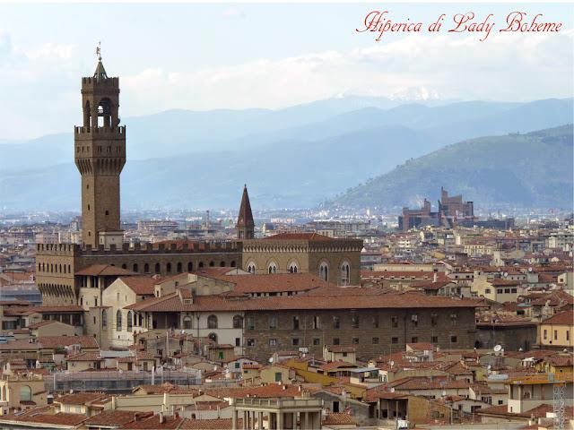 hiperica lady boheme, blog cucina, ricette gustose, facili e veloci: Palazzo Vecchio Firenze