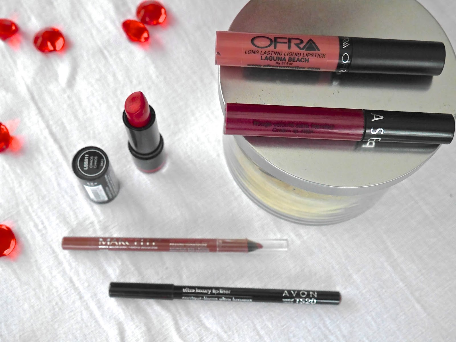 Favourite lipsticks for winter