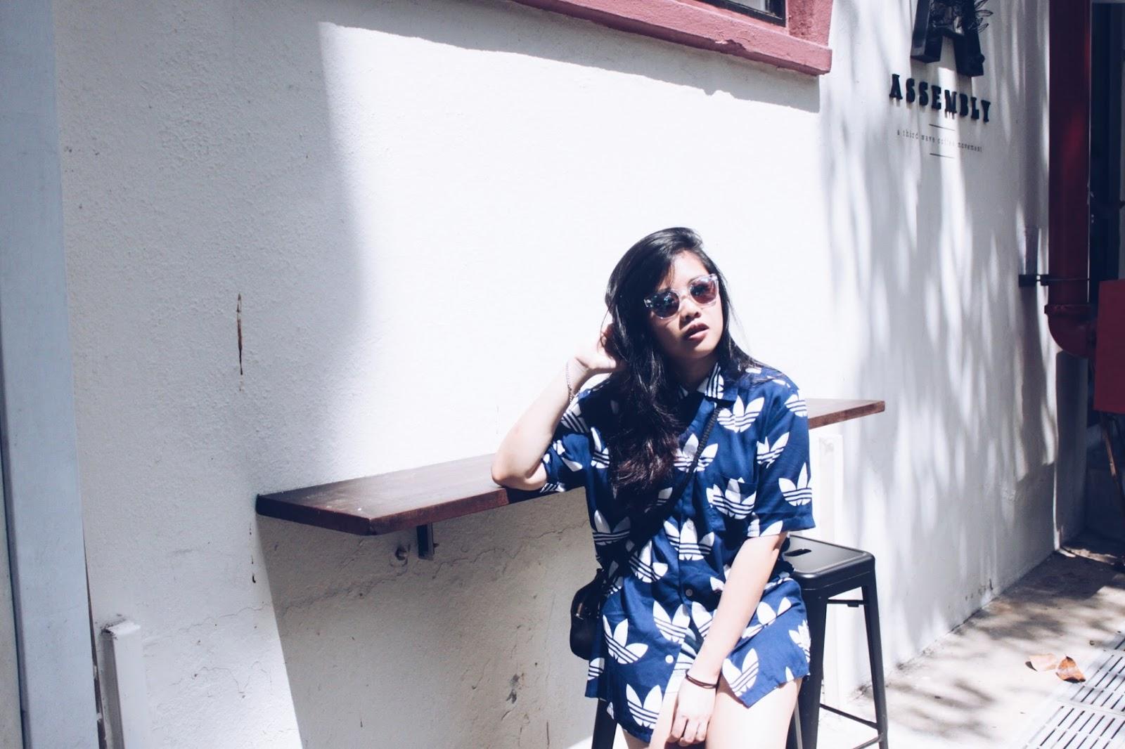 singapore blogger, adidas, original, ootdsg, photography, lookbooksg, yours xincerely