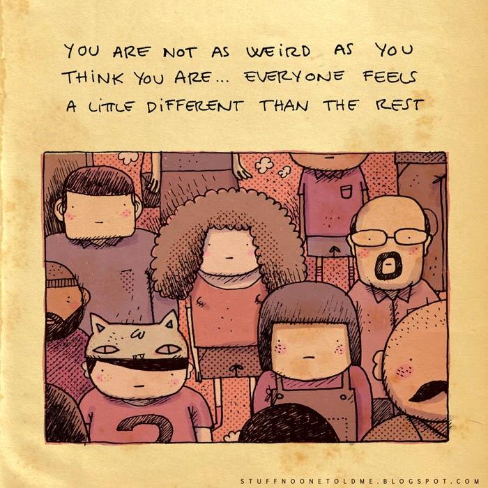 diferente dos outros