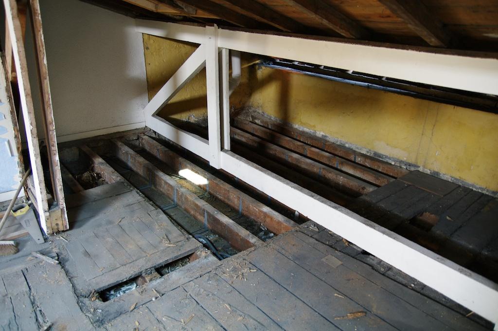 Forum quel paisseur d 39 osb 3 pour plancher - Plancher bois osb ...