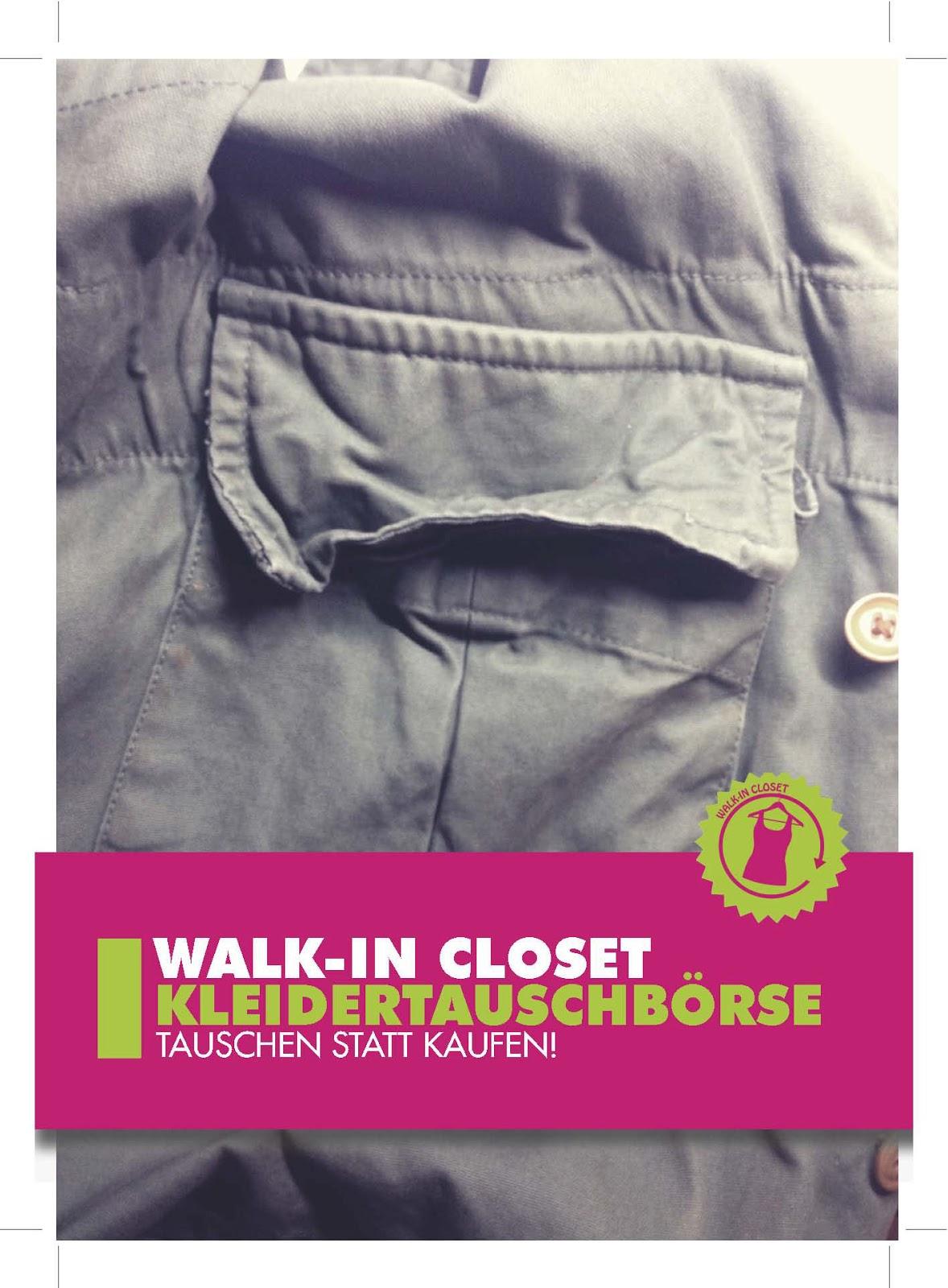 Walk-in Closet - Kleidertauschbörse Winterthur, Salzhaus