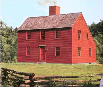 The house of highlights hstarc2 reaction blog american for New england colonial home plans
