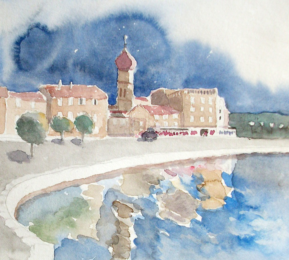 The Virtual Paintout Croatia October 2012