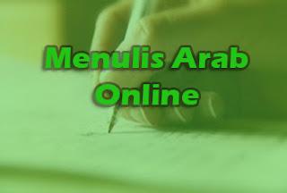 Tools menulis arab online - wahyu only