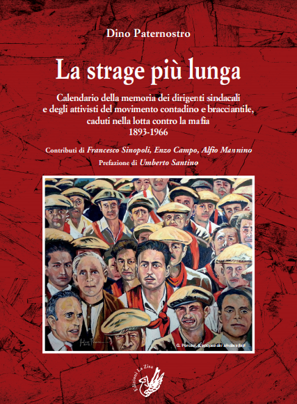 "Il libro di Dino Paternostro, ""La strage più lunga"""