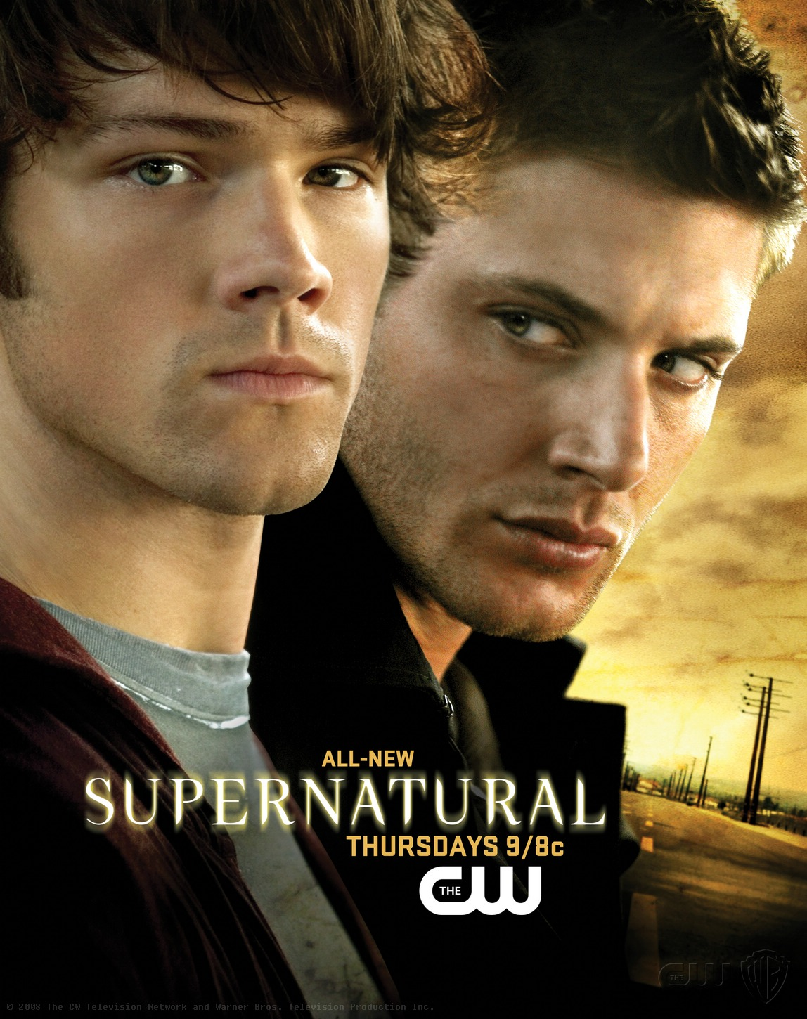 Supernatural - 1ª à 8ª Temporada Completas [AVI - HDTV - Legendado] - Torrent