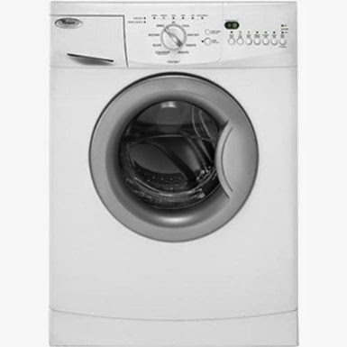 Whirlpool WFC7500VW 2.3 CF Energy Star Stackable Washer And Dryer