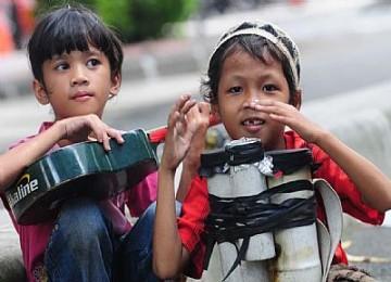 foto anak jalanan