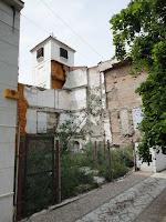 Málaga, solar resultado de demolición de edificio histórico en calle Marquesa de Moya 3