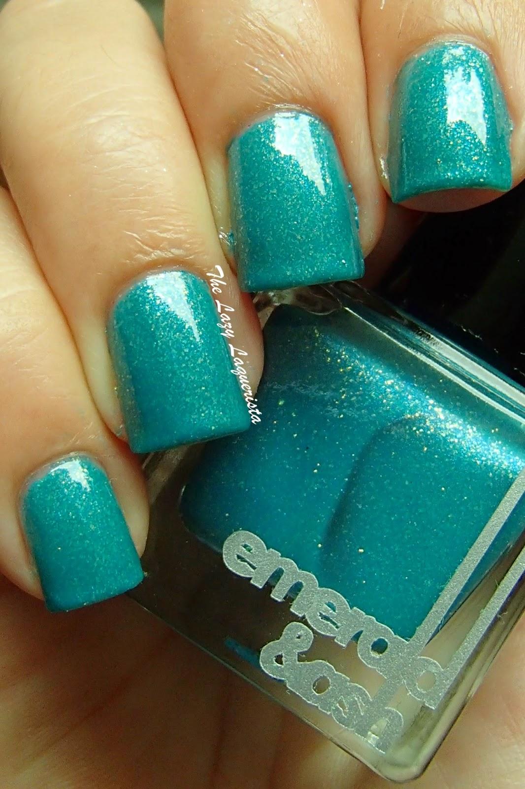 Natural Color Manicure