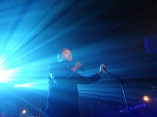 28.11.2015 Berlin - Postbahnhof: Guy Garvey