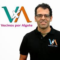Mario Hernandez, miembro de Vecinos por Algete
