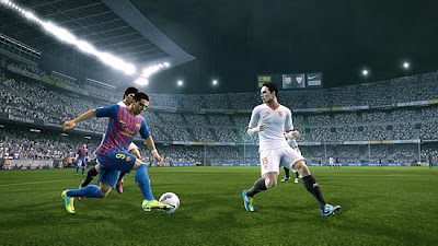 Update PES 2012 Patch 1.3