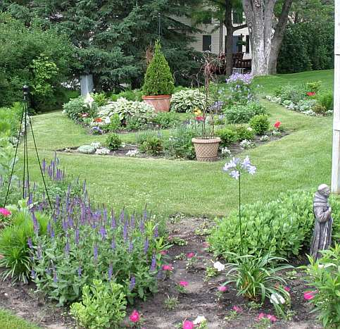 Home Gardenhome Designs | Backyard Garden Design