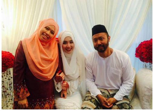 Dr Rezal Khairi Ahmad - Sah Menjadi Suami Kepada Raisyyah Rania