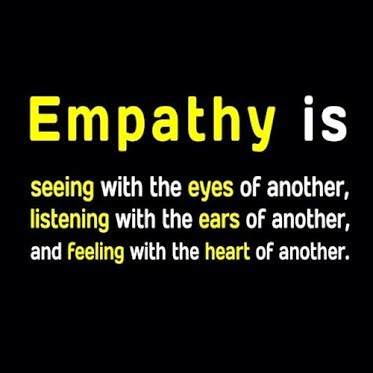 Photo Credit - worldofdtcmarketing.com The true meaning of Empathy