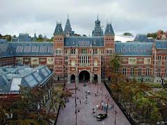 BIBLIOTECA DEL RIJKSMUSEUM, AMSTERDAM