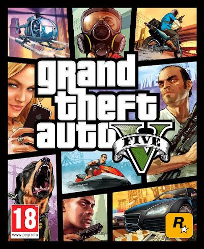 Press Start - Grand Theft Auto V