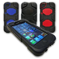 New iPhone 5, 4 and 4S Most Tough Rugged Case