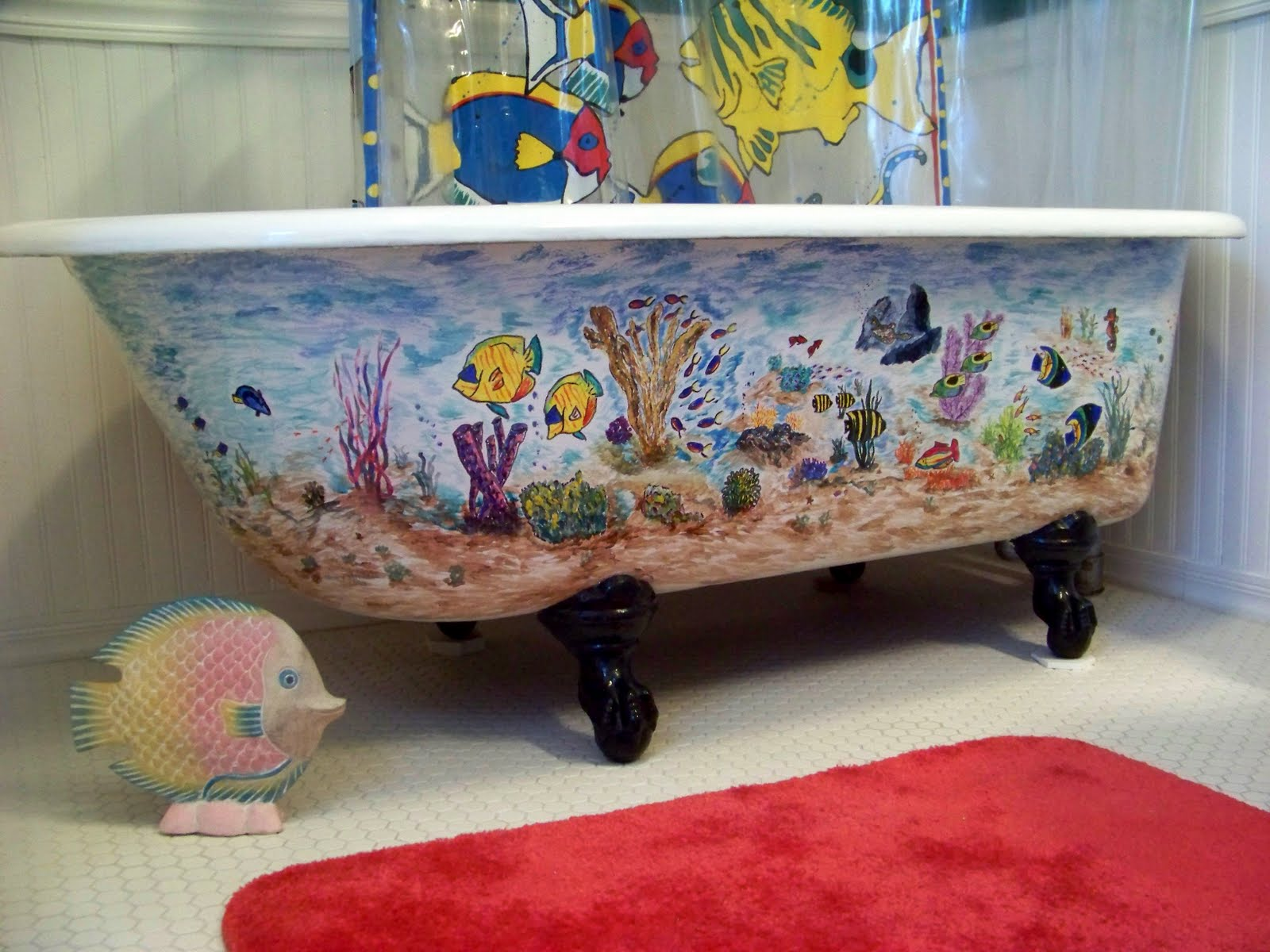 can a paint be tub img total fiberglass resurfaced bathtub refinishing