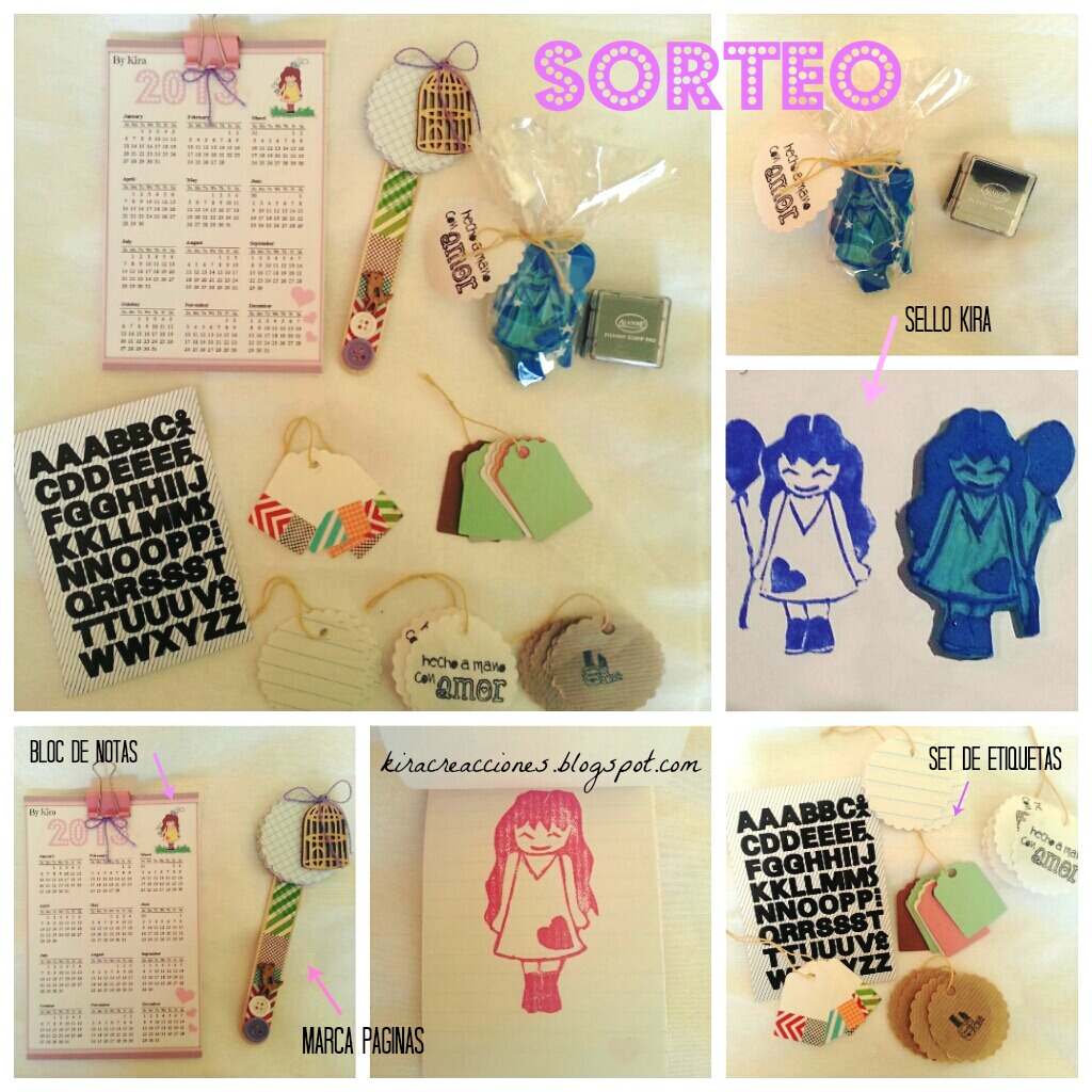 SORTEO EN KIRA CREACIONES
