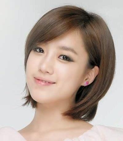 Gaya Rambut Pendek Untuk Muka Bulat Gaya Dan Model Rambut - Gaya rambut pendek smoothing