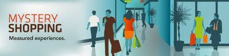 Mystery Shopping - SHOP AND EARN