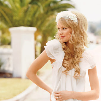 wedding hairstyles curls